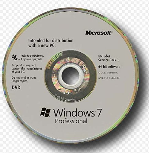 Computer System Microsoft Update Windows 7 Pro OEM Software Windows 7 Retail License