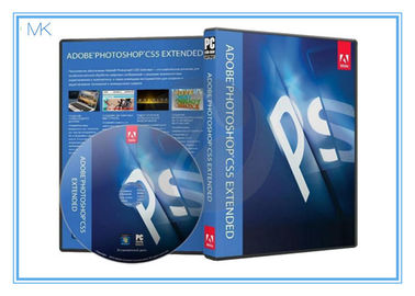 Çin Adobe Graphic Design Software Photoshop  Extended CS5 for Windows 100% activation Tedarikçi