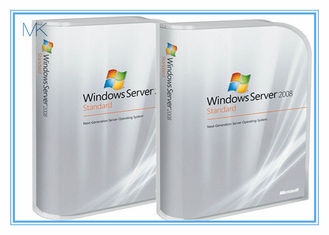 Çin Microsoft Windows Server 2008 Versions Standard includes 5 clients English Activation Online Tedarikçi