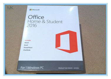 Çin Microsoft Office 2016 Home And Student Edition Pc Download Lifetime Activation Tedarikçi