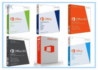 Çin Microsoft Office 2013 Retail Box with DVD 32bit / 64bit No Language Limitation Fabrika