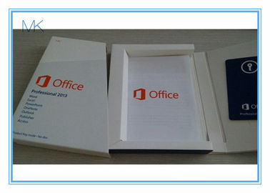 Çin Microsoft Office 2013 Product Key Card , MS Office 2013 Pro Plus Online Activation Fabrika