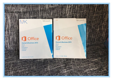 Çin 0.20 Pounds Microsoft Office 2013 Retail Box 2013 Product Key Retail FPP License Fabrika
