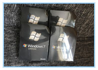 Retail Box Windows 7 Ultimate OEM Key 32/64BIT Activation Online Multilanguage