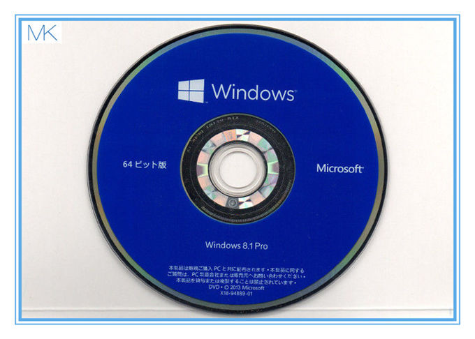 French Windows 8.1 Pro 64 Bit 32 Bit / Microsoft Windows 8.1 Oem